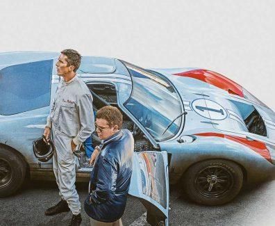 Ford v Ferrari Movie Trailer 2019