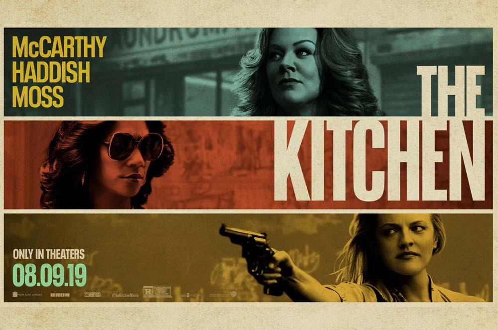 The Kitchen (2019) Trailer: Haddish, McCarthy & Moss Go to War