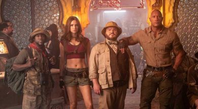 Jumanji The Next Level Movie Trailer 2019