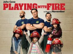 Playing With Fire Movie Trailer 2019