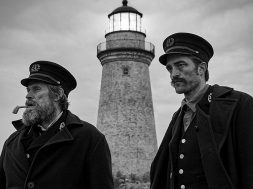 The Lighthouse Movie Trailer 2019