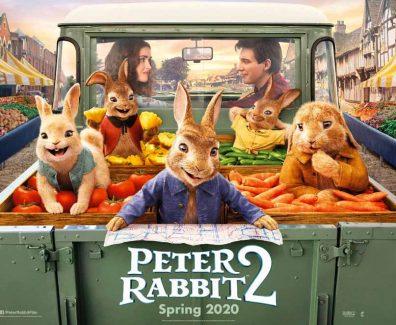 Peter Rabbit 2 The Runaway Movie Trailer 2020