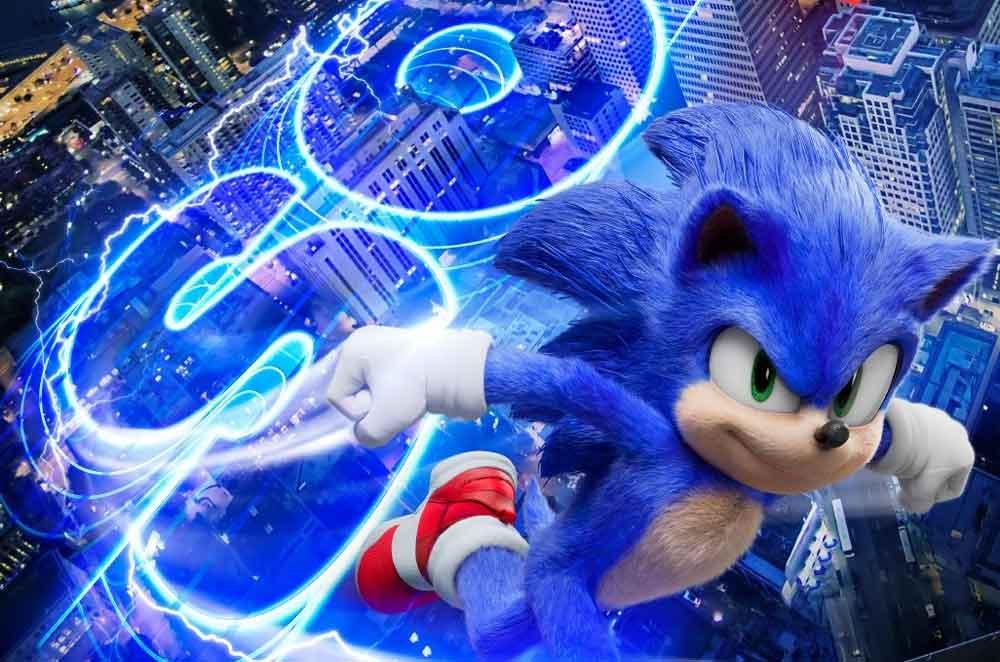 Sonic The Hedgehog 2020 Movie Trailer 2 Trailer List