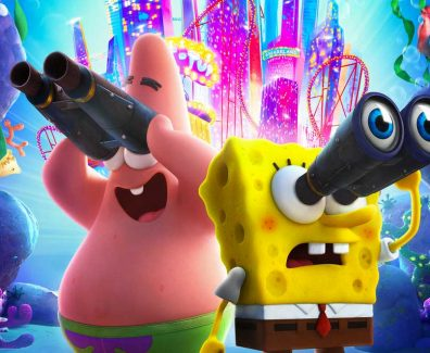 The SpongeBob Movie Sponge on the Run Movie Trailer 2020