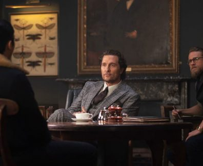 The Gentlemen Movie Trailer 2020 2