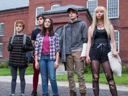 The New Mutants Movie Trailer 2020