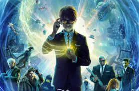 Artemis Fowl Movie Trailer 2020 2