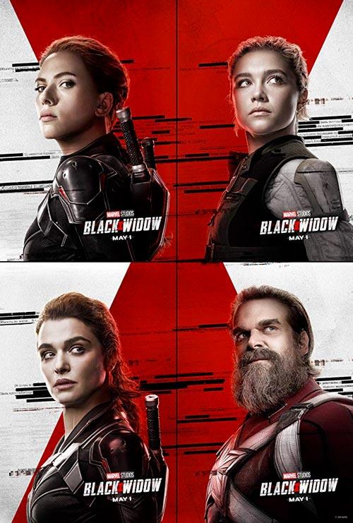 Black Widow Poster 2020