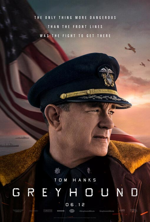 Greyhound Movie Poster 2020