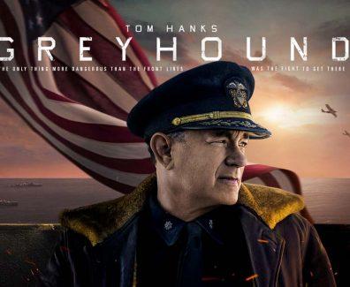 Greyhound Trailer 2020