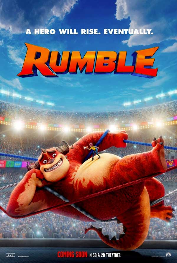 Rumble Poster 2021
