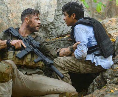 Extraction Trailer Netflix 2020