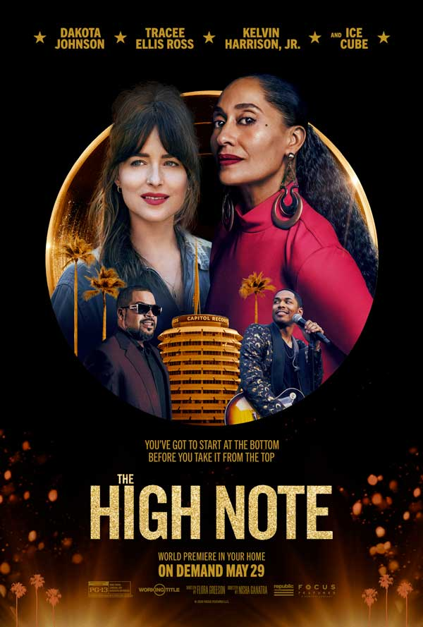 The High Note Poster 2020