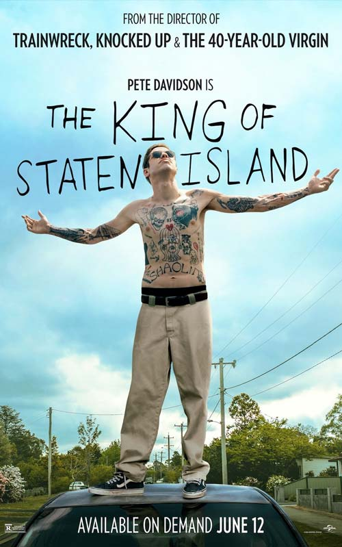 The King of Staten Island Poster 2020