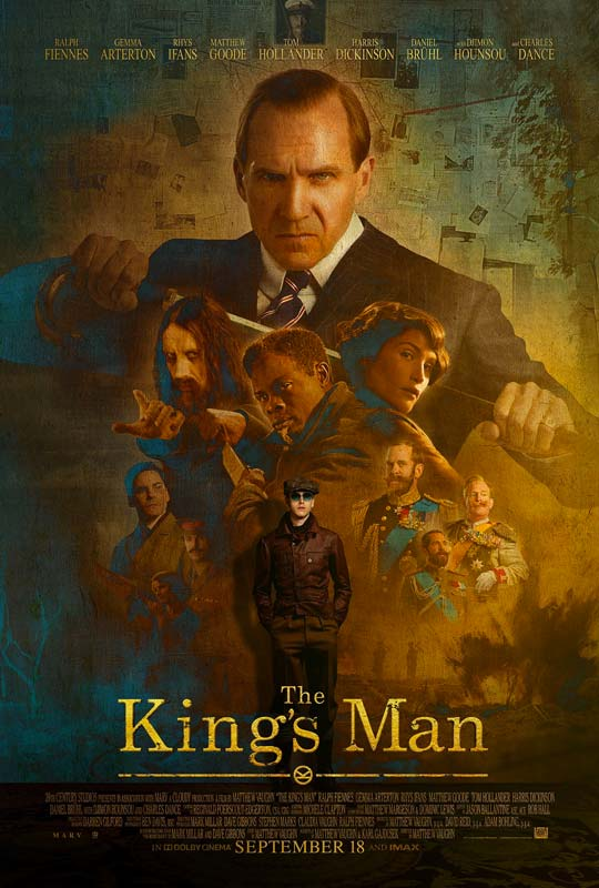 The King's Man Poster 2020
