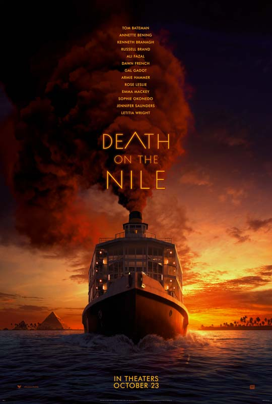Death on the Nile Poster 2020