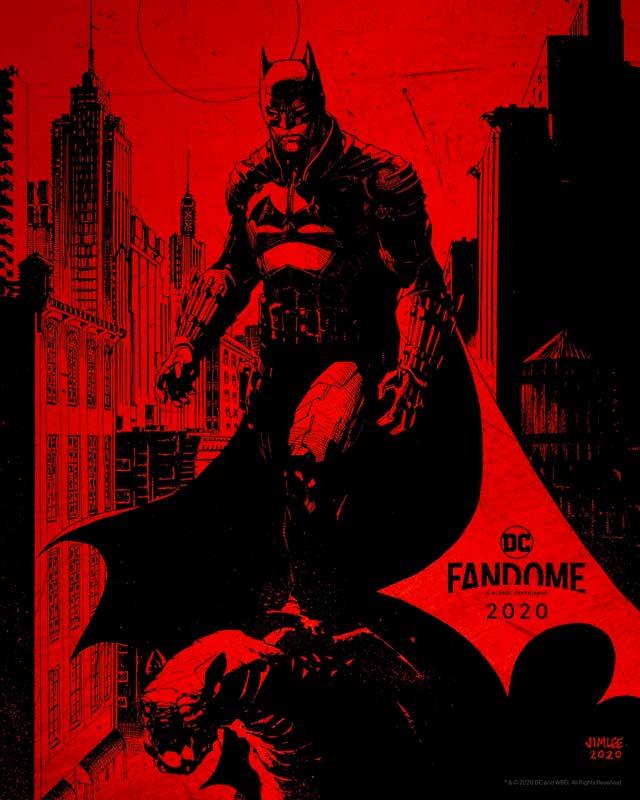 The Batman Poster 2021