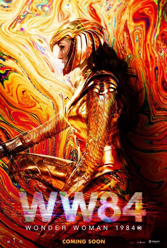 Wonder Woman 1984 Poster 2020