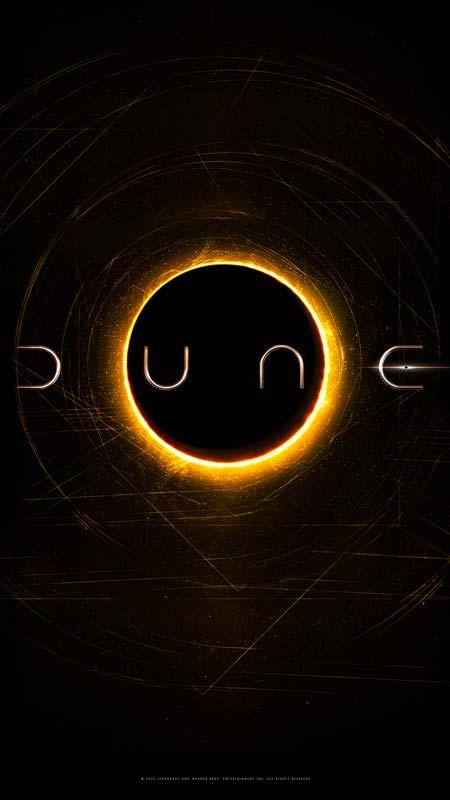 Dune Poster 2020