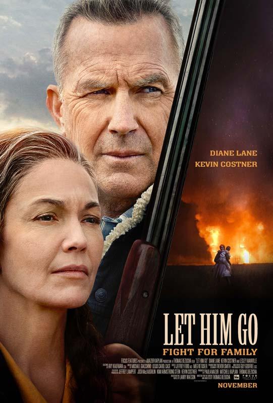 Let Him Go Poster 2020