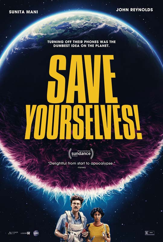 Save Yourselves Poster 2020