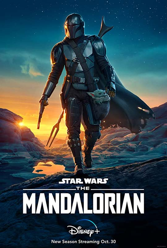 The Mandalorian Season 2 Poster 2020