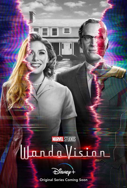 WandaVision Poster 2020