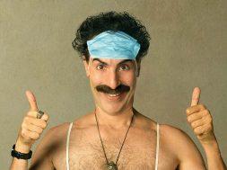 Borat Subsequent Moviefilm Trailer 2020