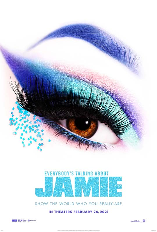 Everybody's Talking About Jamie Poster 2021