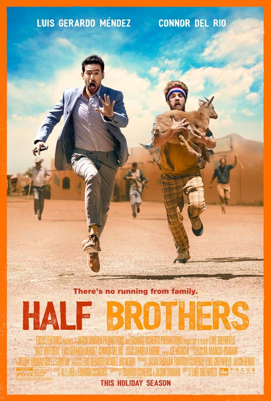 Half Brothers Poster 2020