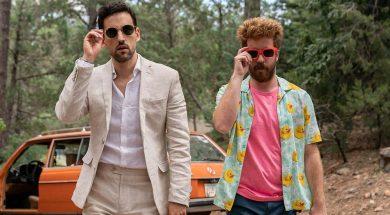 Half Brothers Trailer 2020