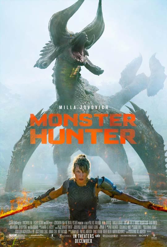 Monster Hunter Poster 2020