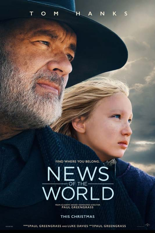 News of the World Poster 2020