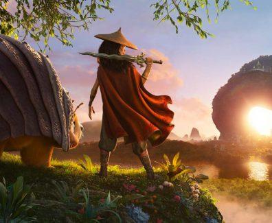 Raya and the Last Dragon Trailer 2021