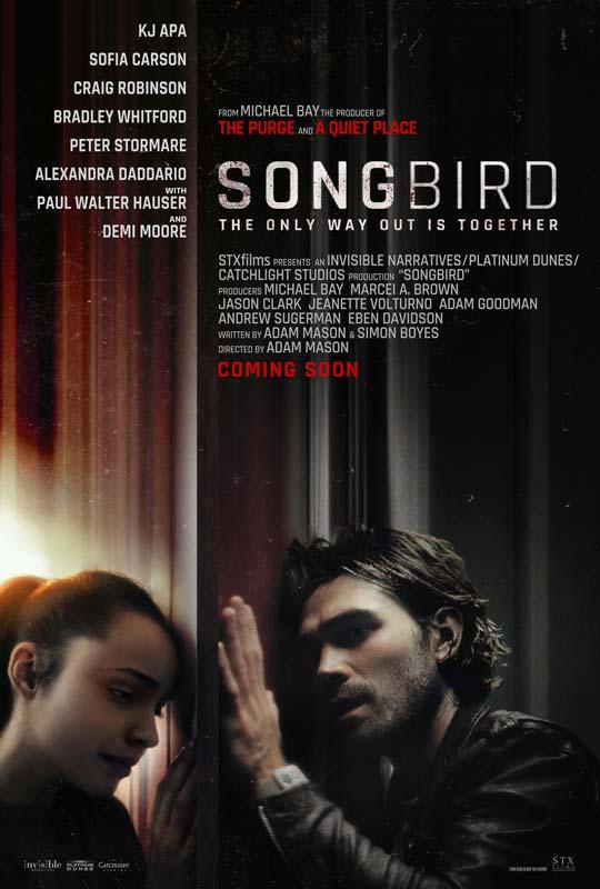 Songbird Poster 2021