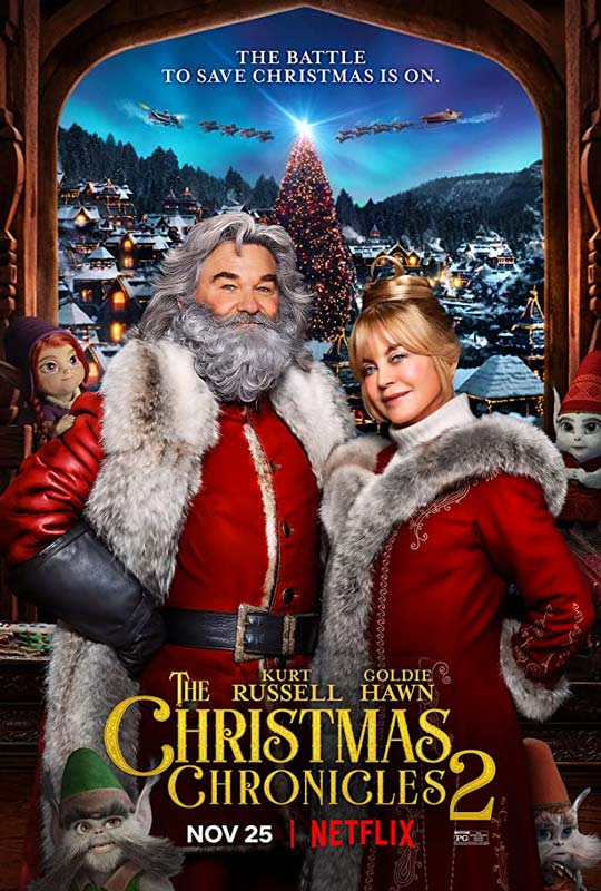 The Christmas Chronicles 2 Poster 2020