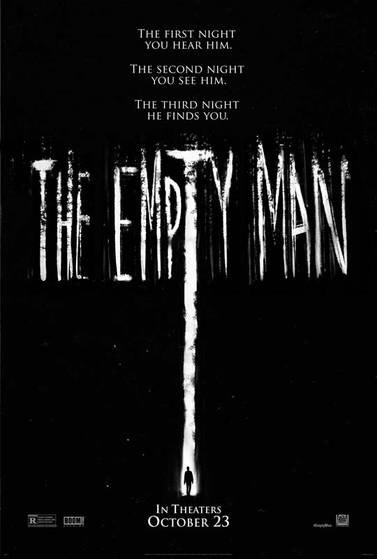 The Empty Man Poster 2020