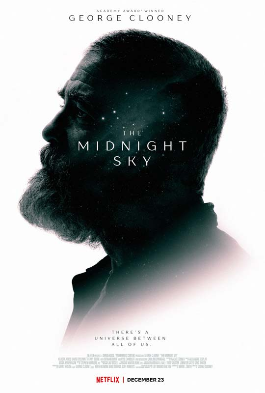 The Midnight Sky Poster 2020