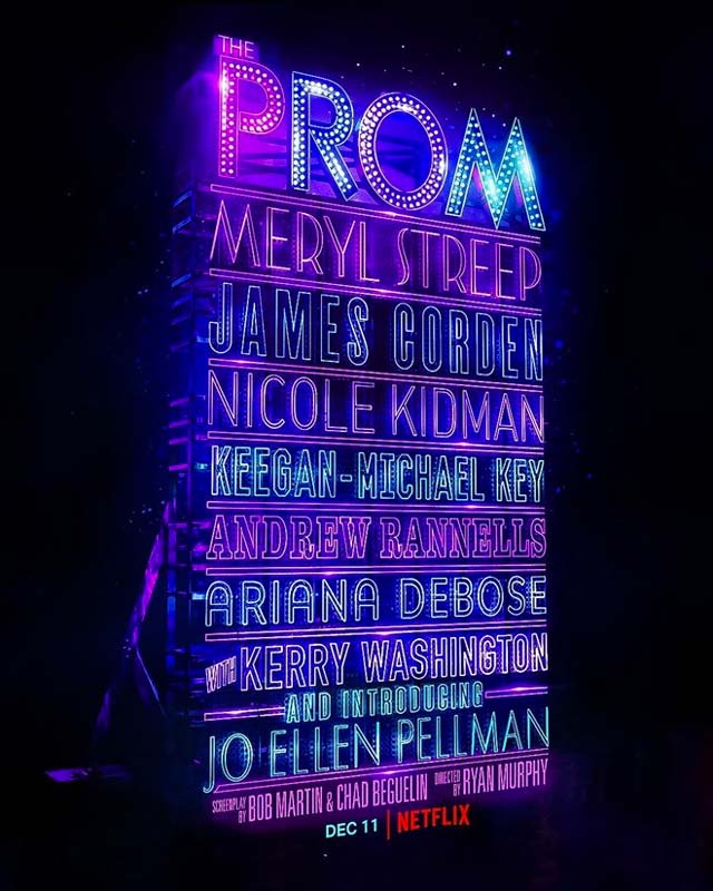 The Prom Poster 2020