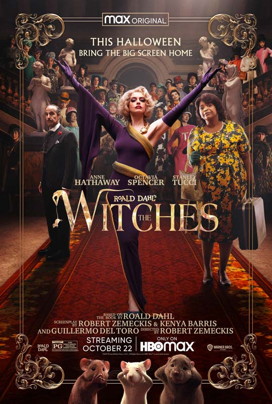The Witches Poster 2020