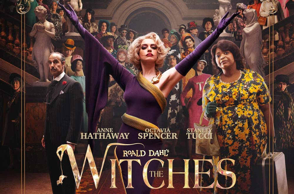 The Witches Trailer 2020
