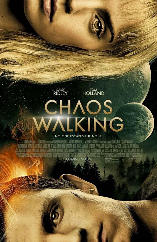 Chaos Walking Poster 2021