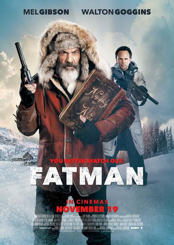 Fatman Poster 2020
