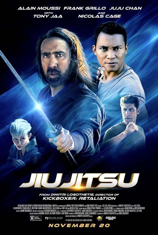 Jiu Jitsu Poster 2020