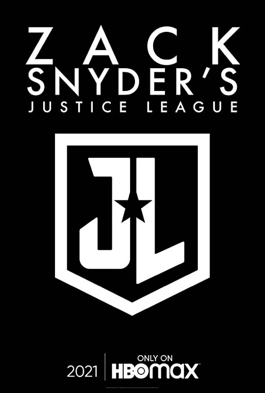 Justice League Director's Cut Poster 2021