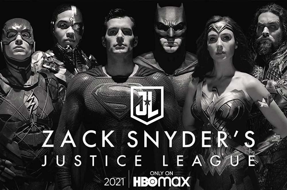 Justice League Director's Cut Trailer 2021