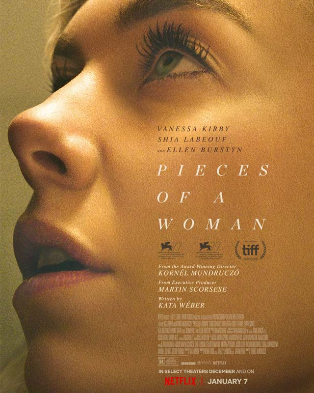 Pieces of a Woman Poster 2021