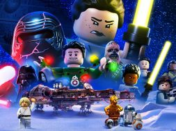 The LEGO Star Wars Holiday Special Trailer 2020