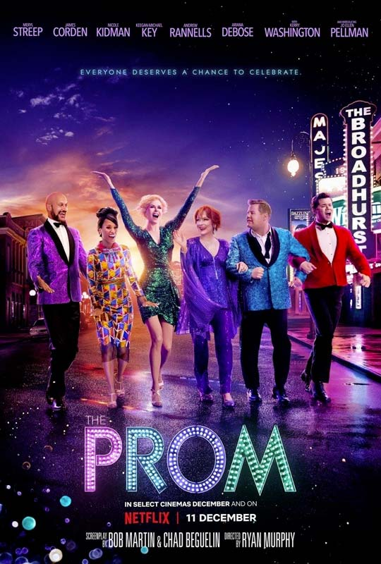 The Prom Poster 2 2020