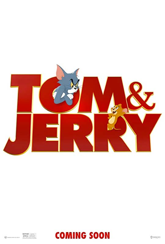 Tom Jerry The Movie Poster 2021